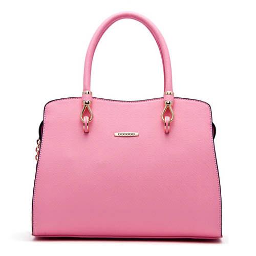 Túi xách DOODOO phong cách Châu Âu tôn lên nét đẹp quý phái  D5022