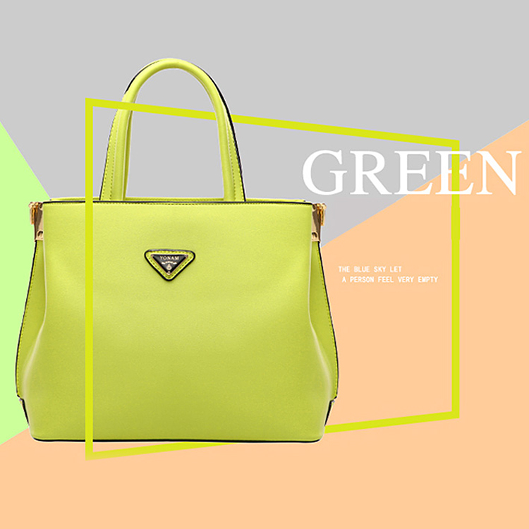 Túi xách nữ kiểu dáng Shoulder messenger thiết kế trẻ trung cho bạn gái thêm cá tính và hiện đại