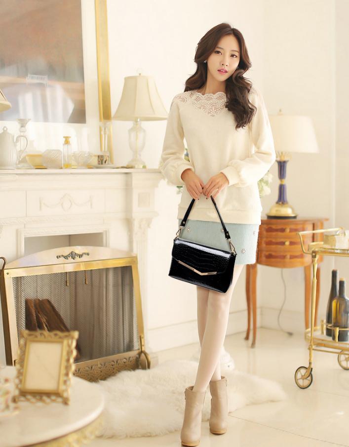 Túi xách nữ trẻ trung thanh lịch cho bạn gái xinh hơn MBB-6852