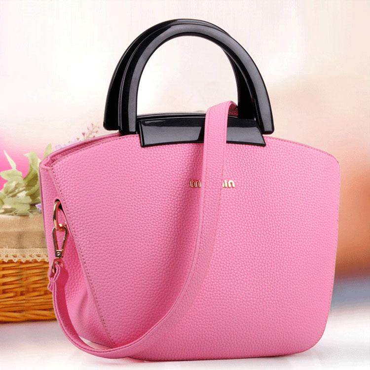 Túi xách nữ thời trang Min Min Hàn Quốc cho cô nàng thêm cá tính và đáng yêu ST-6351