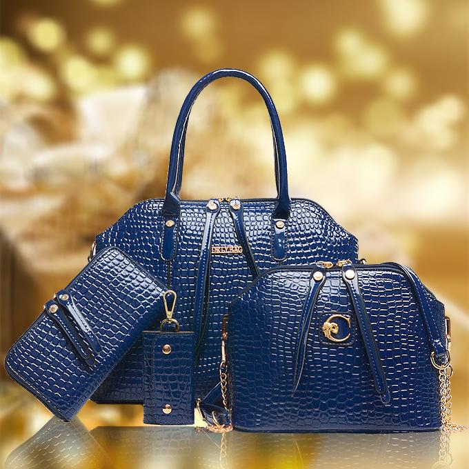 Túi xách nữ Denim phong cách Âu - Mỹ TMY-1 với thiết kế tinh tế sang trọng đầy cuốn hút