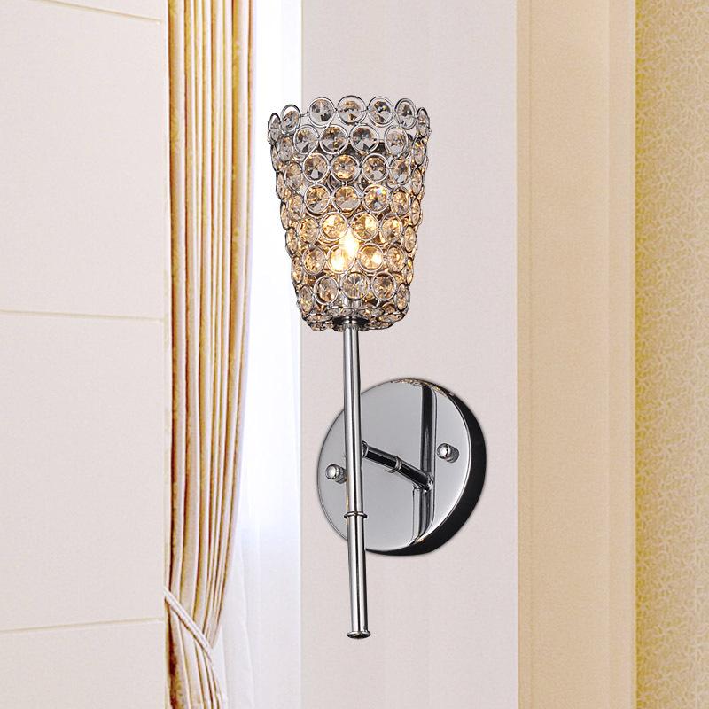 Đèn gắn tường pha lê phong cách hiện đại FRHA-B43