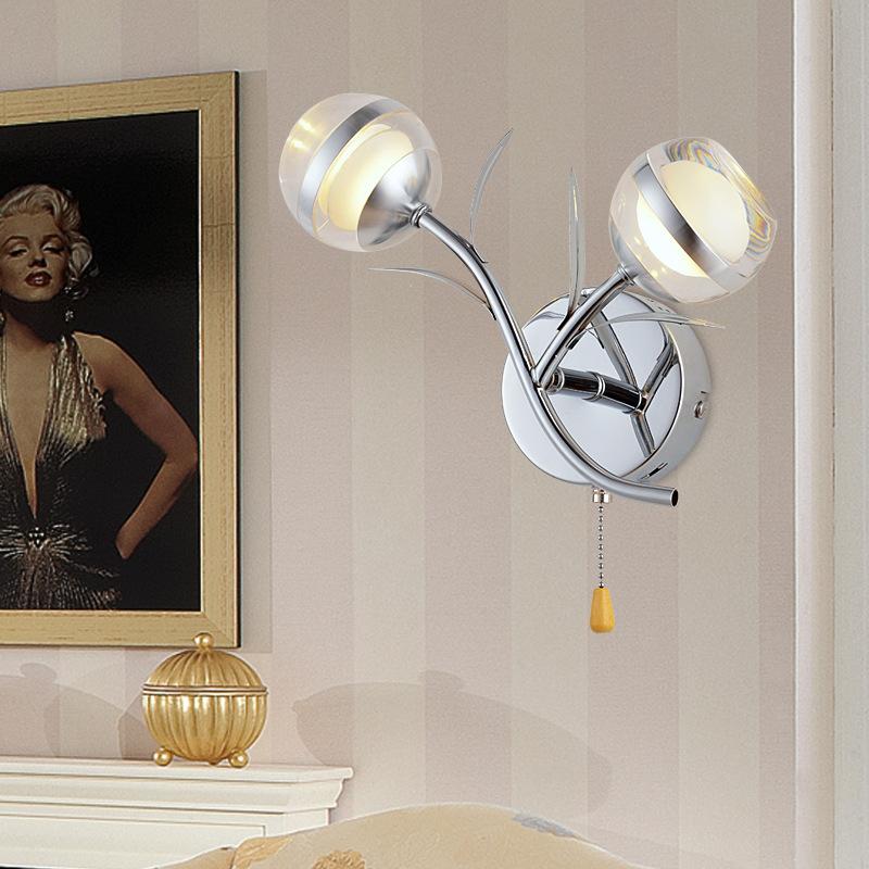 Đèn gắn tường pha lê phong cách tinh tế hiện đại FRHA-B87