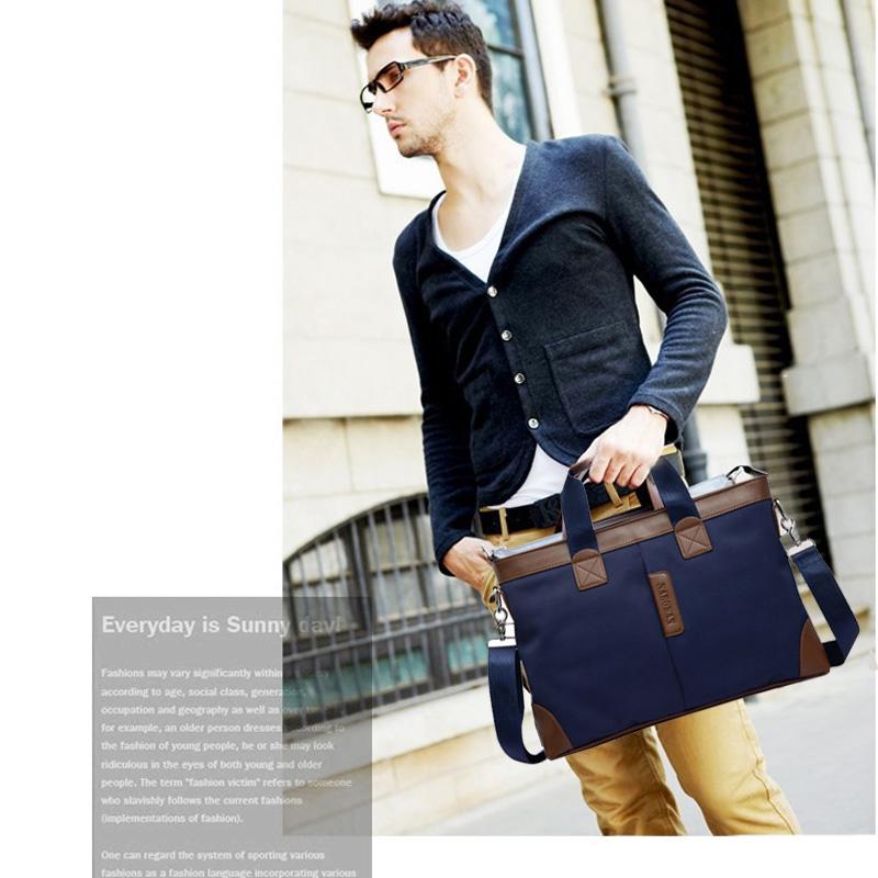 Túi xách nam phong cách Hàn Quốc tạo vẻ lịch thiệp, sang trọng cho chàng trai hiện đại