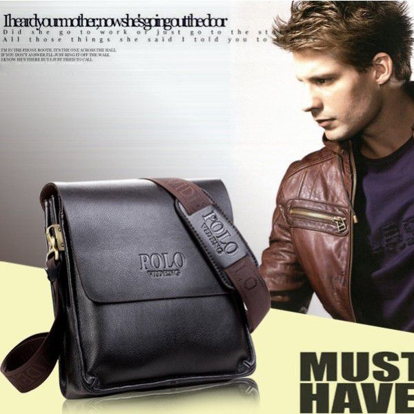 Túi xách nam hiệu Polo  cho phái mạnh thêm lịch lãm