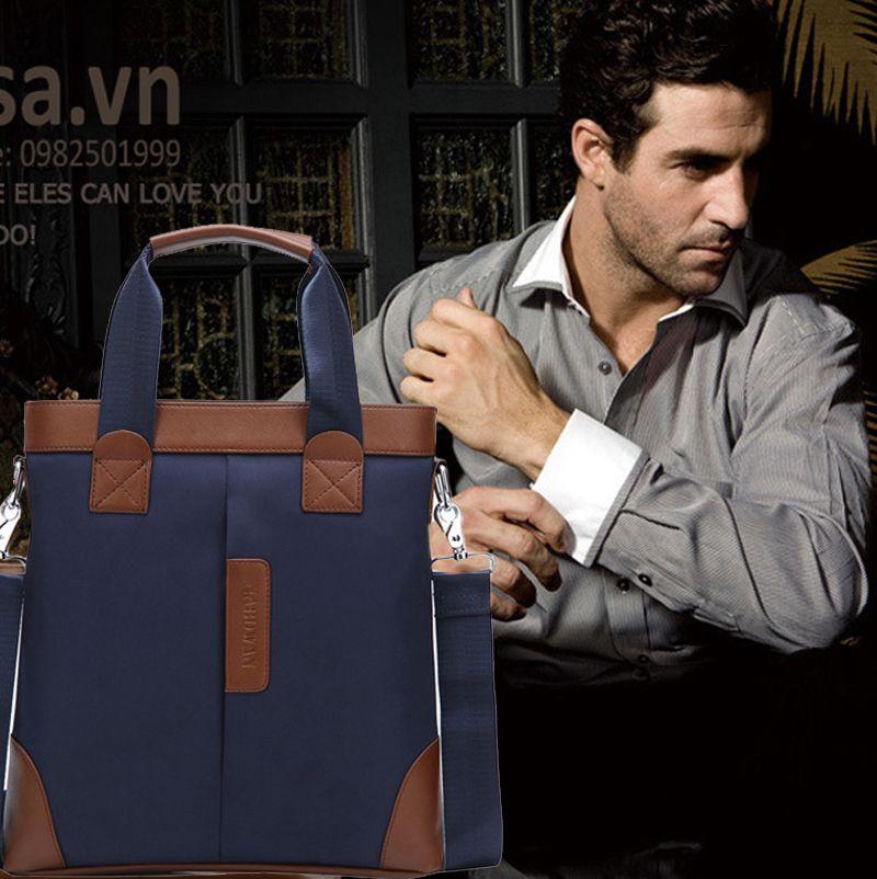 Túi xách nam Hàn Quốc sành điệu, thiết kế tinh tế hiện đại mang lại sự hiện đại năng động đầy cá tính