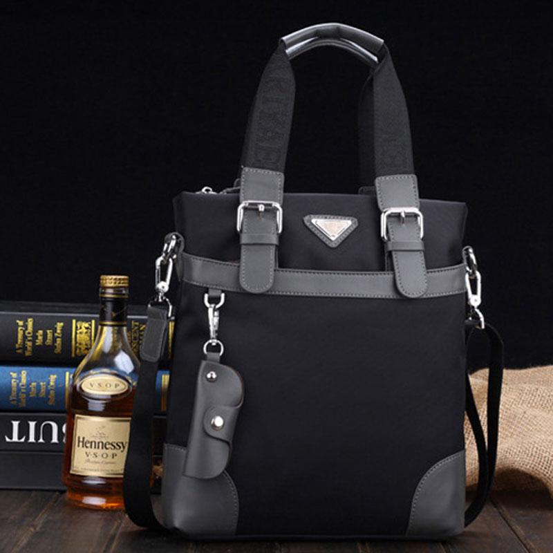 Túi xách vải nam Oxford phong cách doanh nhân  B-6952-1