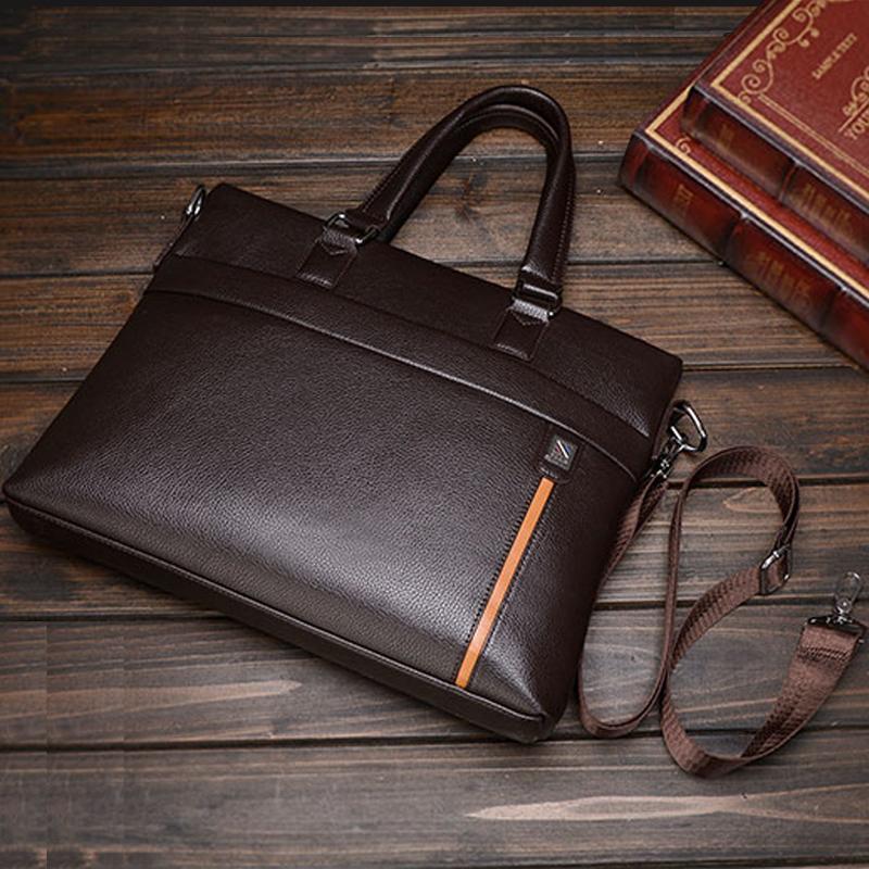 Túi xách nam da thật mang đến phong cách sang trọng, đẳng cấp cho quý ông hiện đại CY-1806-1