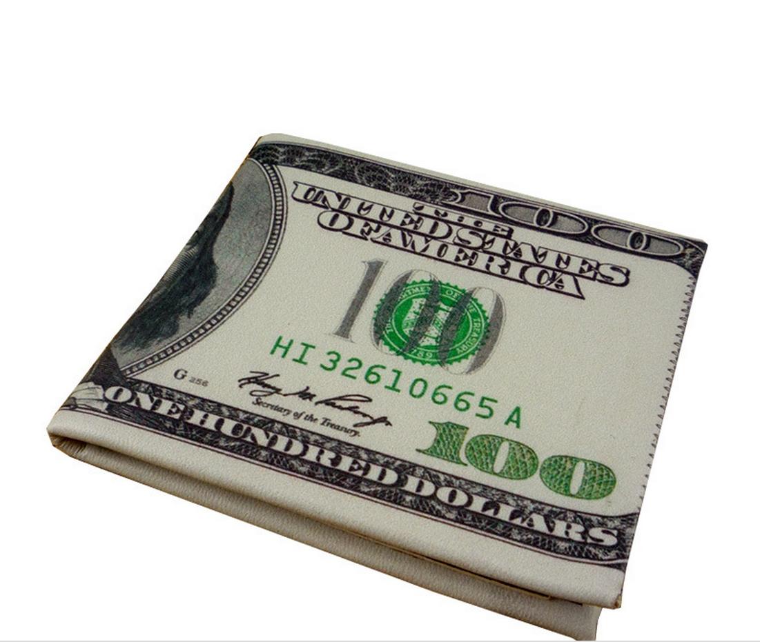 Ví đô la mang lại nhiều may mắn và tài lộc lại rất ấn tượng và đặc biệt