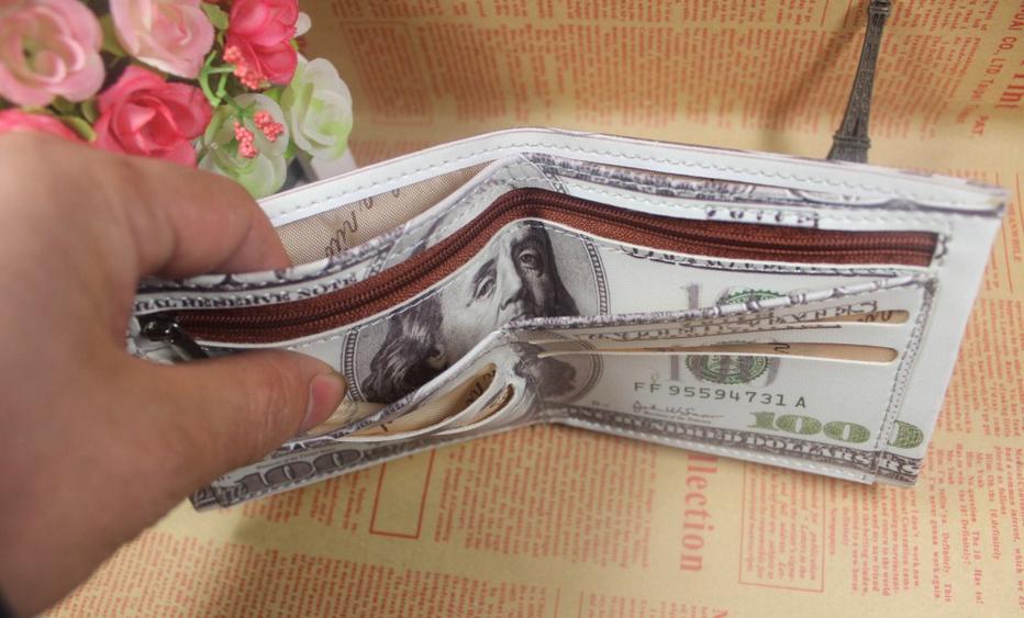ví đô la may mắn