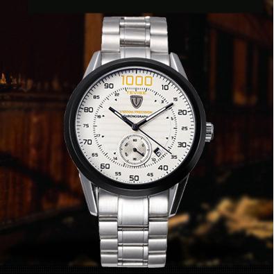 Đồng hồ đeo tay Tevise -phong cách thời thượng cho quý ông 8378-003