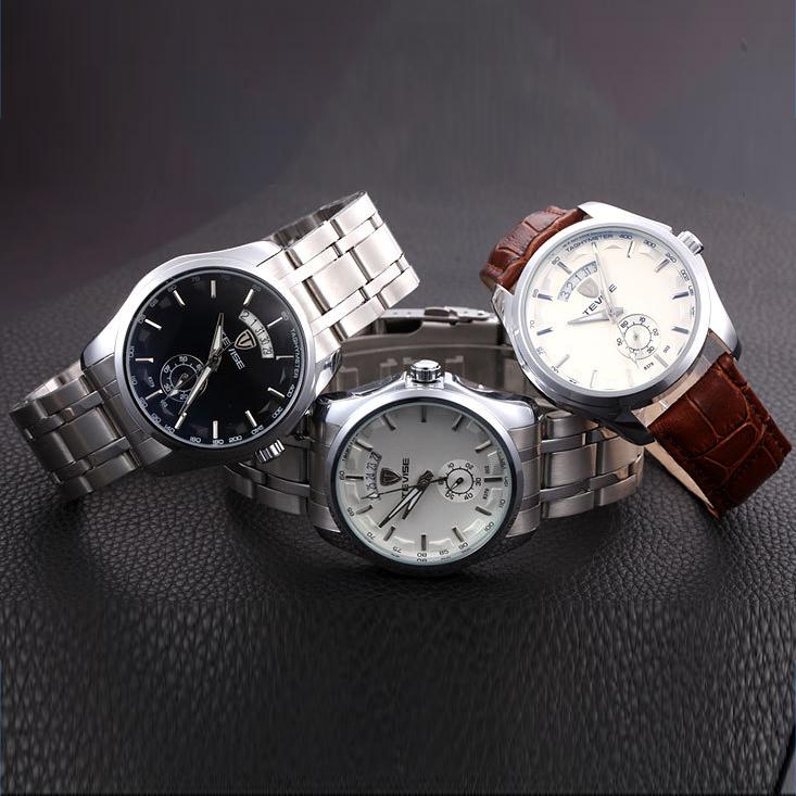 Đồng hồ nam cá tính, đẳng cấp  8379-002
