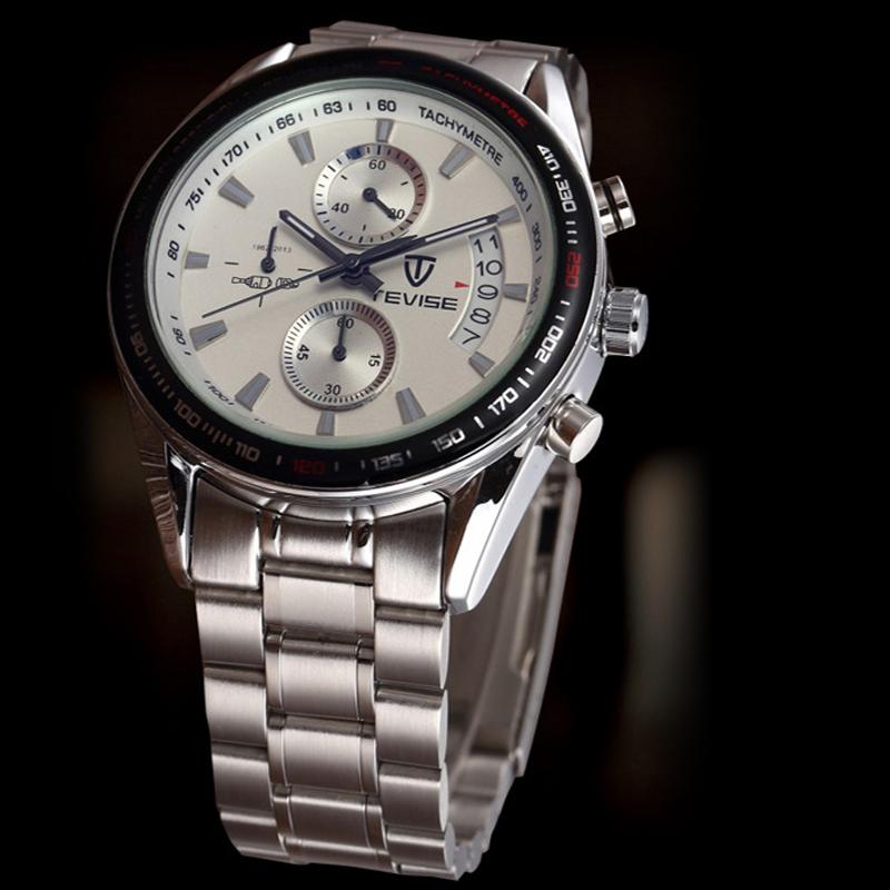 Đồng hồ nam chính hãng sang trọng thanh lịch 8385