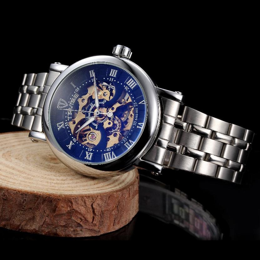 Đồng hồ nam chính hãng sang trọng thanh lịch 8462-002