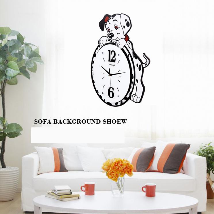 Ai yêu thích động vật sẽ không thể bỏ qua mẫu đồng hồ chú chó đốm đáng yêu M9014