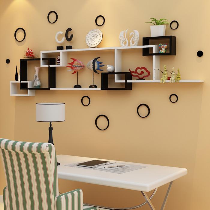 Giá để sách treo tường, bước đột phá phong cách trong ngôi nhà của bạn