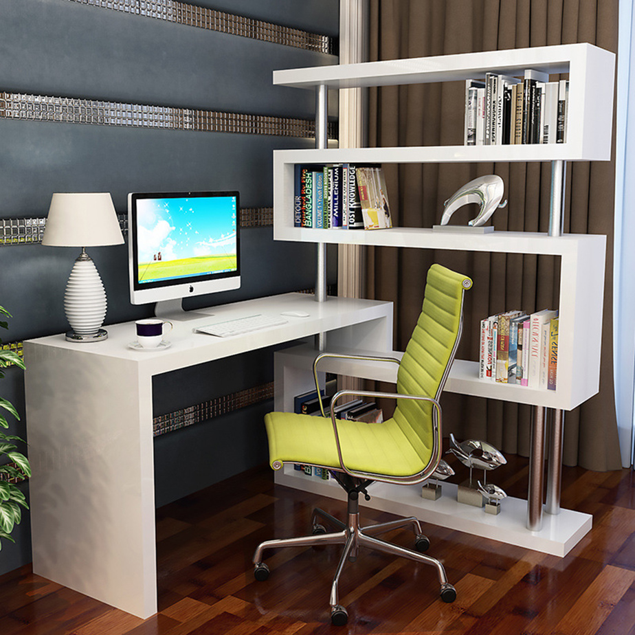 Bàn làm việc tại nhà khổ lớn đa năng toát lên vẻ hiện đại cho ngôi nhà bạn BLV1006-140