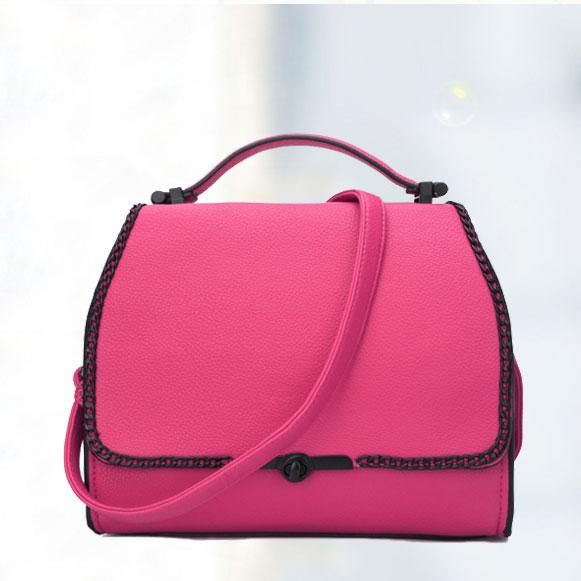 Túi xách nữ kiểu dáng Châu Âu mang lại nét đẹp sang trọng đầy cuốn hút L863