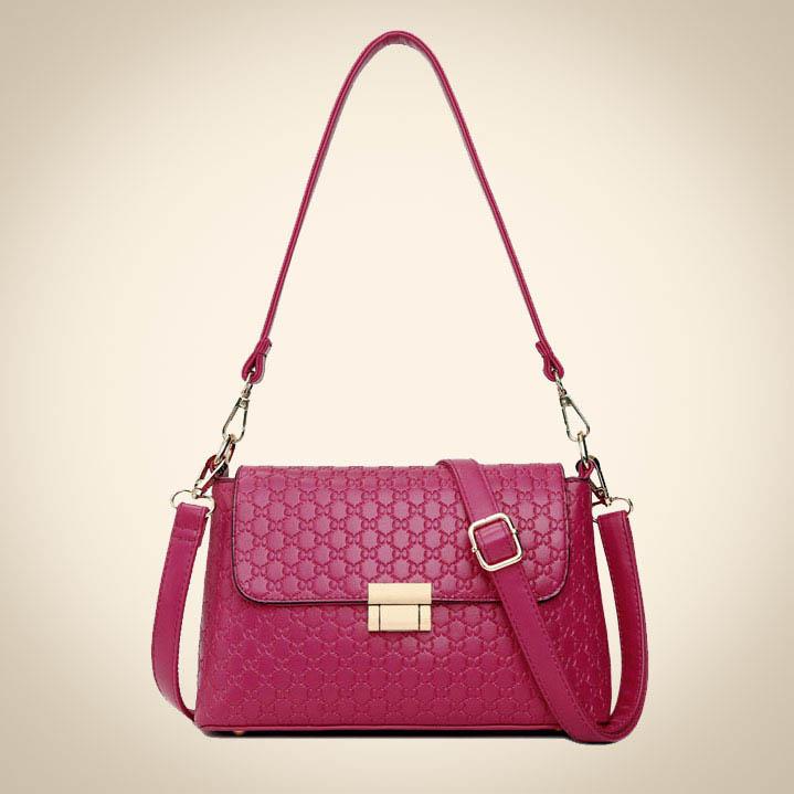 Túi xách nữ AIBKHK S9126 phong cách Hàn Quốc hiện đại, trẻ trung, đầy quyến rũ