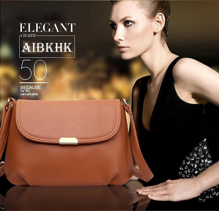 Túi xách thời trang cao cấp AIBKHK da thật 100% M581-N
