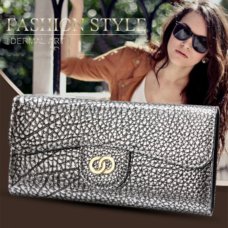 Túi ví nữ thời trang da trăn 2435 mang đến nét sang trọng đẳng cấp cho phái đẹp