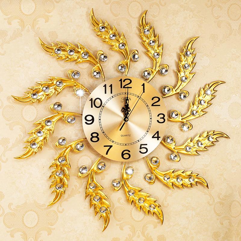 Đồng hồ treo tường thiết kế sang trọng hiện đại cho không gian thêm ấn tượng BS6692-75