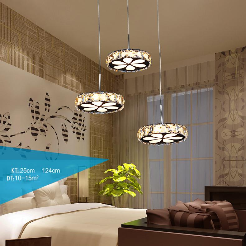 Đèn trang trí pha lê cao cấp nổi bật không gian nội thất nhà bạn DL4040