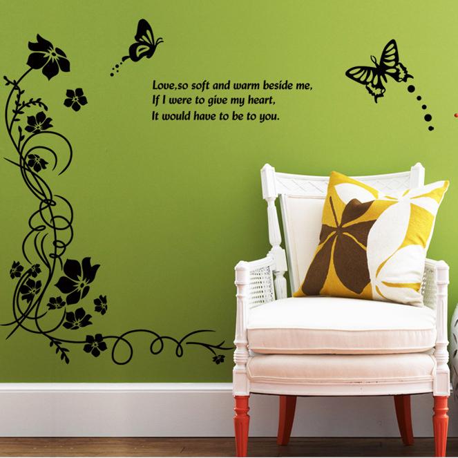 Tranh dán tường làm nổi bật và hìa hòa không gian nội thất nhà bạn AY817