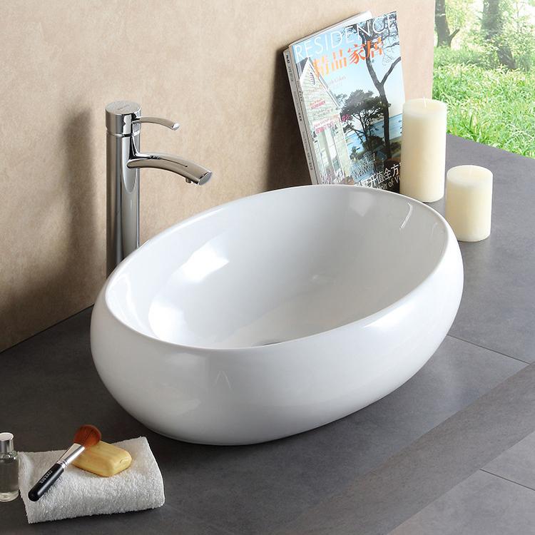 Phòng tắm sành điệu với bồn rửa cực đẹp mắt 0150