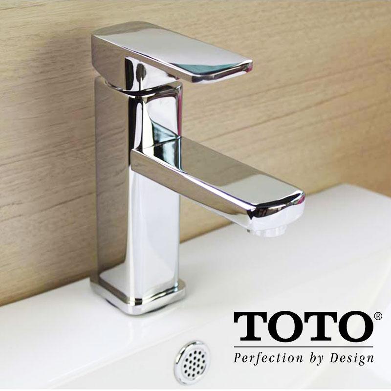 Vòi nước TOTO cao cấp CW434 mang đến sự tiện lợi, sang trọng và bắt mắt cho không gian phòng tắm