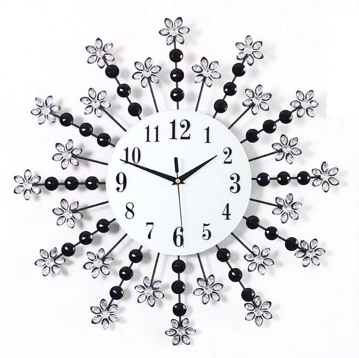 mẫu đồng hồ treo tường trang trí