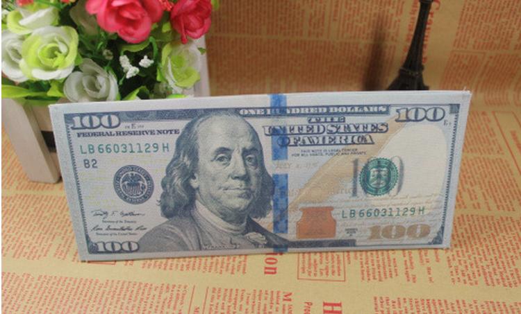 ví da đô la mỹ