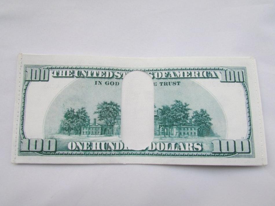mẫu ví da đô la mỹ đẹp